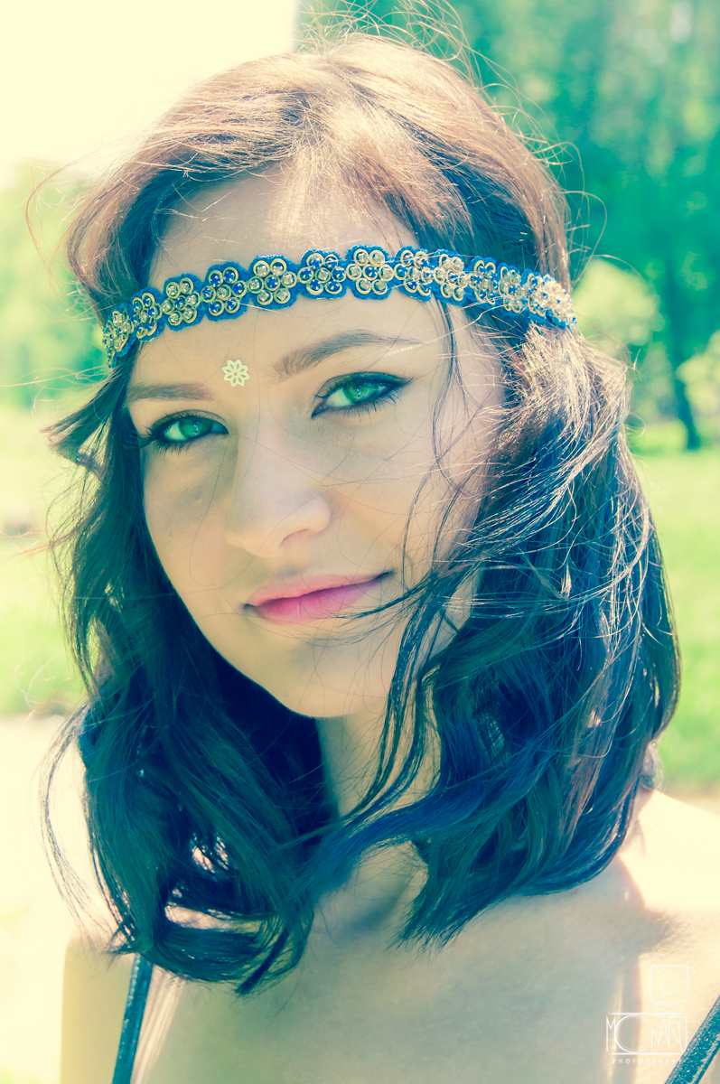 Model: Anna Photo/Retouch: Kristina Moraru